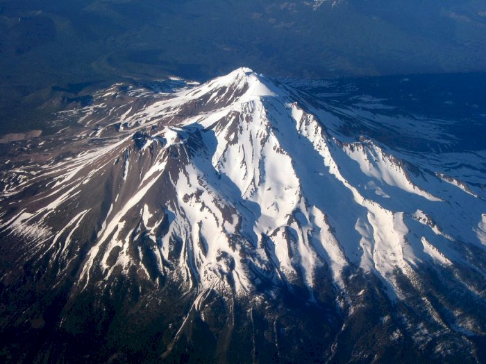 Gunung Shasta, Gunung Berapi Suci Penduduk Asli Amerika