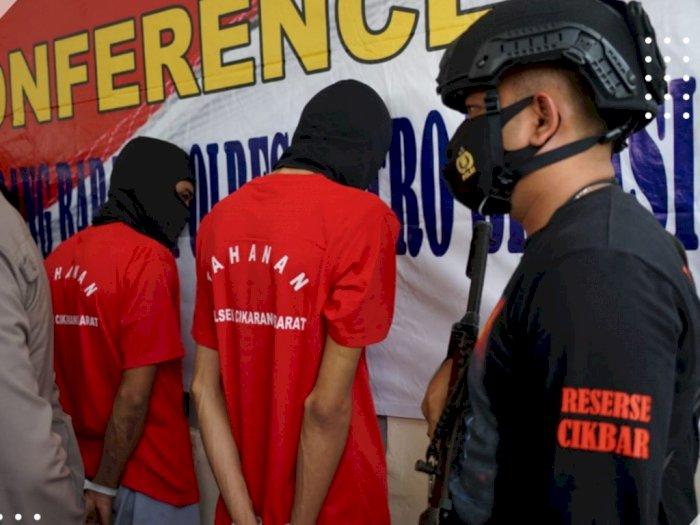 3 Perampok Minimarket di Bekasi Diciduk Polisi, Modusnya Pura-pura Belanja
