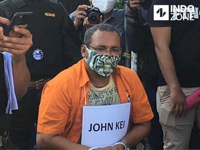 Polda Metro Limpahkan Berkas Perkara Kasus Kriminal John Kei ke Jaksa