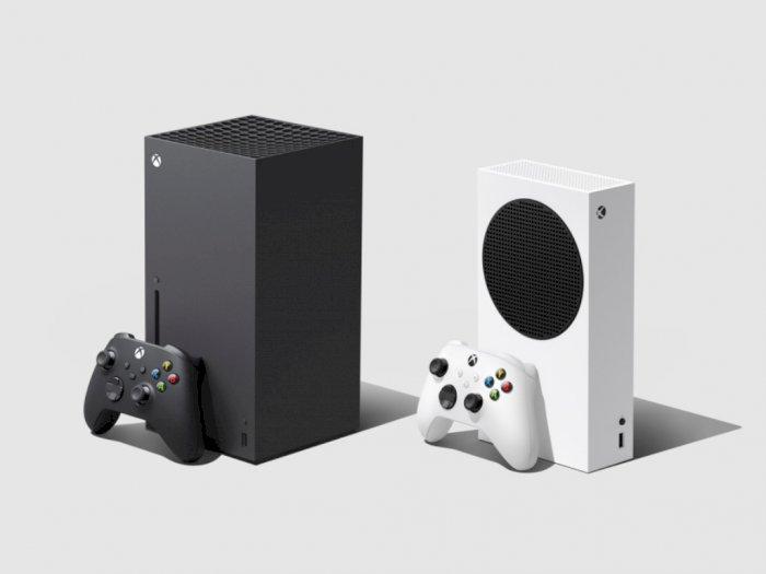 Xbox Series S Punya Berat Tak Sampai Setengah dari Berat Xbox Series X