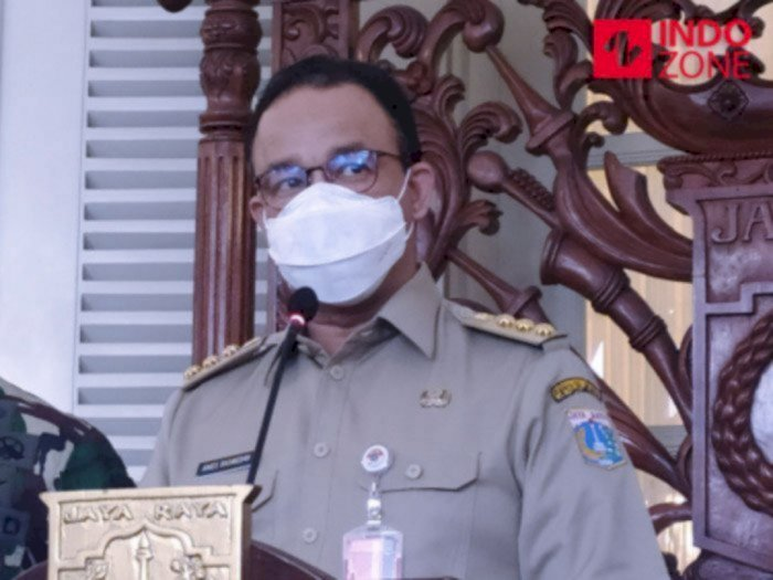 Sekda DKI Jakarta Dirawat Intensif karena Covid-19, Anies Ajak Jajarannya Mendoakan