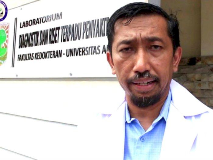 Salut & Bikin Terharu, Dokter Ini Bangun Lab Pakai Uang Sendiri agar Warga Swab Gratis