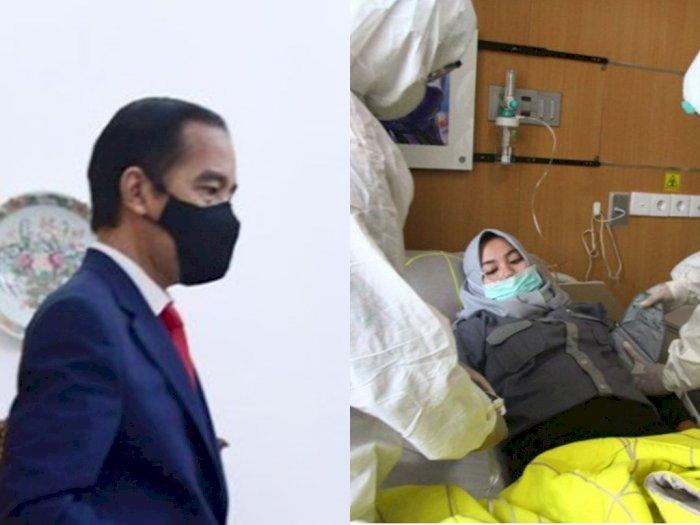 Khawatir Rumah Sakit Jadi Klaster COVID-19, Ini Perintah Jokowi Buat Menteri Kesehatan