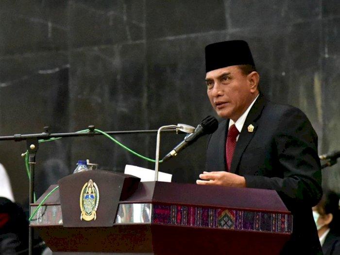 Cegah Penularan Corona Meluas, Gubernur Edy Akan Lockdown Kepulauan Nias