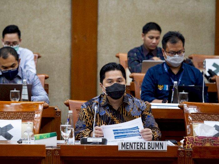 Keputusan Jokowi Tidak Lakukan Lockdown Dinilai Tepat oleh Erick Thohir, Ini Alasannya