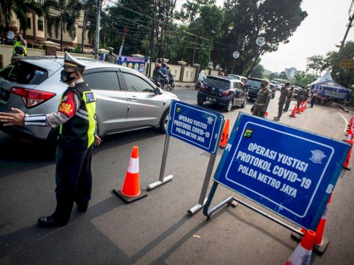 Polda Metro Jaya Bentuk Satgas Pantau Protokol Kesehatan, Ini Tugas-tugasnya