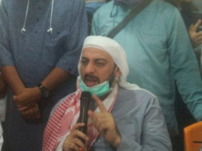 Polri Gelar Rekonstruksi Kasus Penusukan Syekh Ali Jaber Besok