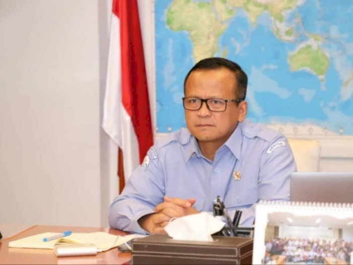 Elite Gerindra Tegaskan Menteri Edhy Prabowo Sudah Negatif Corona