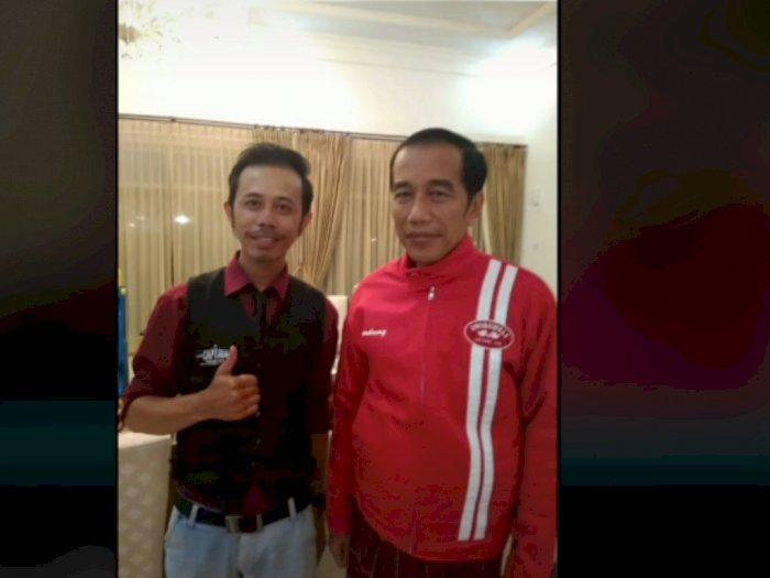 Cerita Tukang Cukur Diminta Potong Rambut Jokowi, Deg-degan hingga Dijemput Ajudan