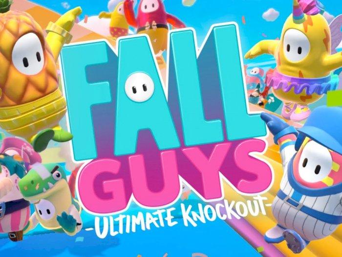 Fall Guys Hadirkan Sejumlah Varian Mini Game Baru di Update Mid-Season Mereka