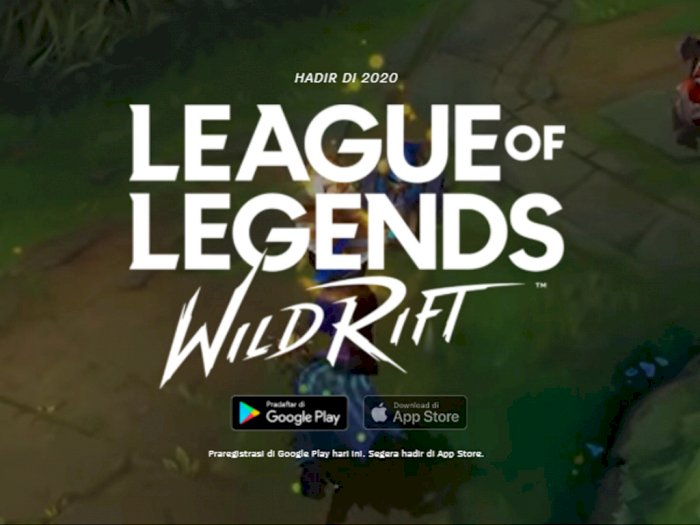 League of Legends: Wild Rift Buka Tahap CBT di Asia Tenggara, Indonesia Termasuk!