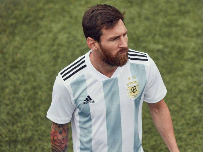 Messi Percaya Copa America 2021 Bisa Jadi Akhir Penantian Gelar Bersama Argentina
