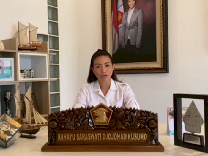 Keponakan Prabowo, Rahayu Saraswati Ditunjuk Jadi Waketum Gerindra