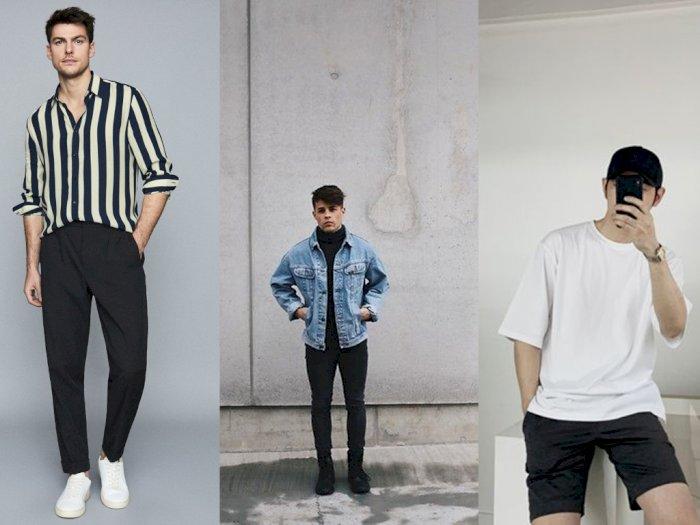Tetap Keren dan Santai, Berikut 3 Pilihan Outfit Casual untuk Para Pria