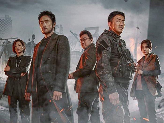 """Sinopsis """"Ashfall (2019)"""" -  Perjuangan Korea Hentikan Letusan Gunung Berapi"""