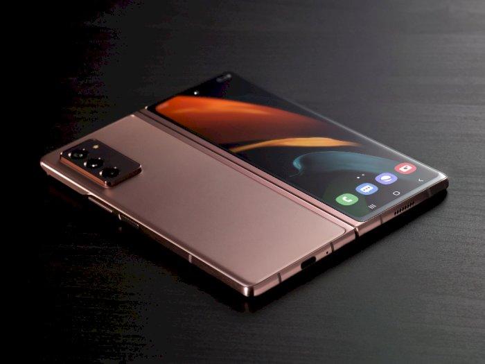 Tahap Pre-Order Samsung Galaxy Z Fold 2 di Korsel Tembus 60.000 Unit!