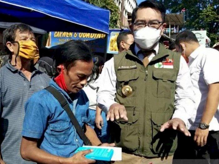 Setelah Bikin Odading Mang Oleh Viral, Ade Londok Dapat 'Tugas Khusus' dari Ridwan Kamil