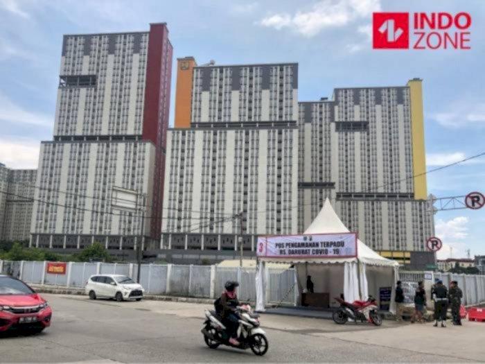 Viral Antrean Ambulans, Kapuskes TNI: Wisma Atlet Masih Bisa Terima Pasien Covid-19