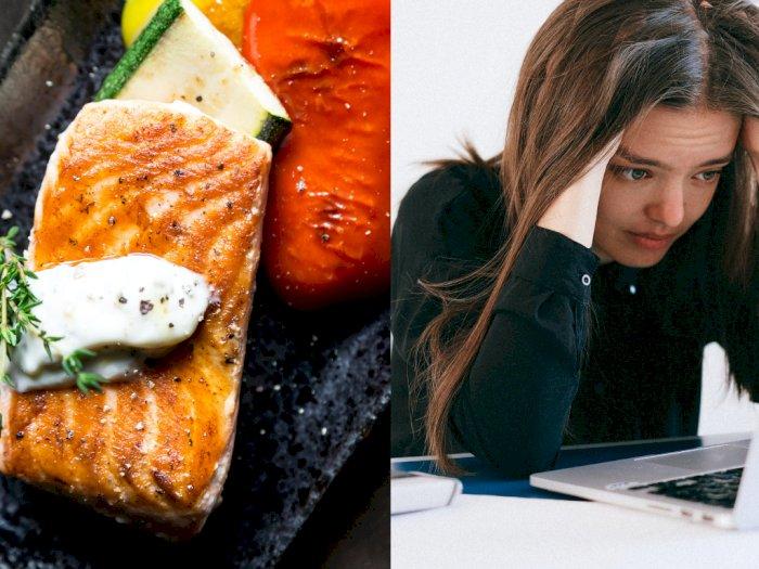 3 Makanan Pemicu Stres Sebaiknya Kamu Ganti dengan Makanan Lebih Sehat, Cek Yuk!
