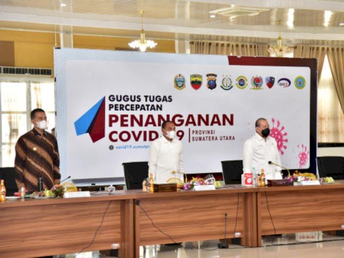Terkait Sengketa Tanah di Sumut, Gubernur Edy Targetkan 30% Selesai Tahun Ini