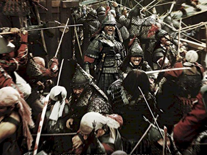 """Sinopsis """"The Admiral: Roaring Currents (2014)"""" -  Pertempuran Pasukan Joseon dan Jepang"""