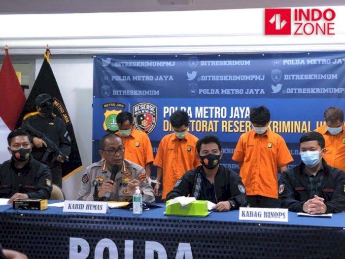 Sindikat Bobol Minimarket Lintas Provinsi Diciduk Polisi, Beraksi Selama Pandemi