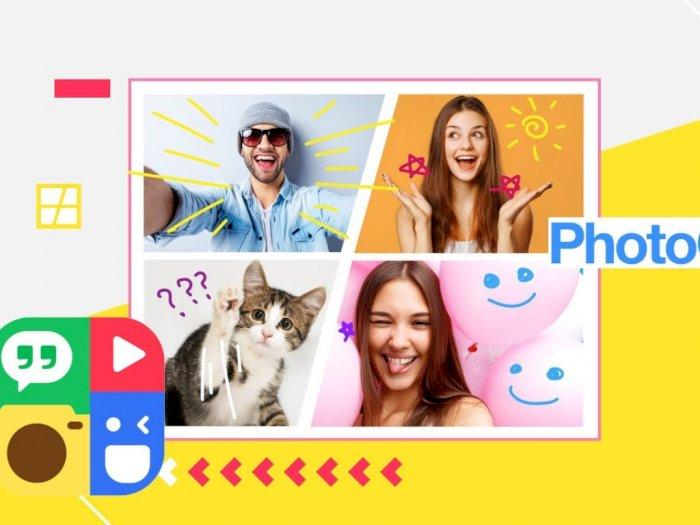5 Aplikasi Photo Collage (Kolase Foto) Terbaik Gratis untuk PC dan Android