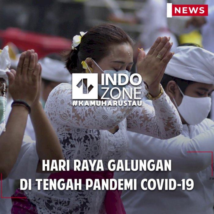 Hari Raya Galungan di Tengah Pandemi Covid-19