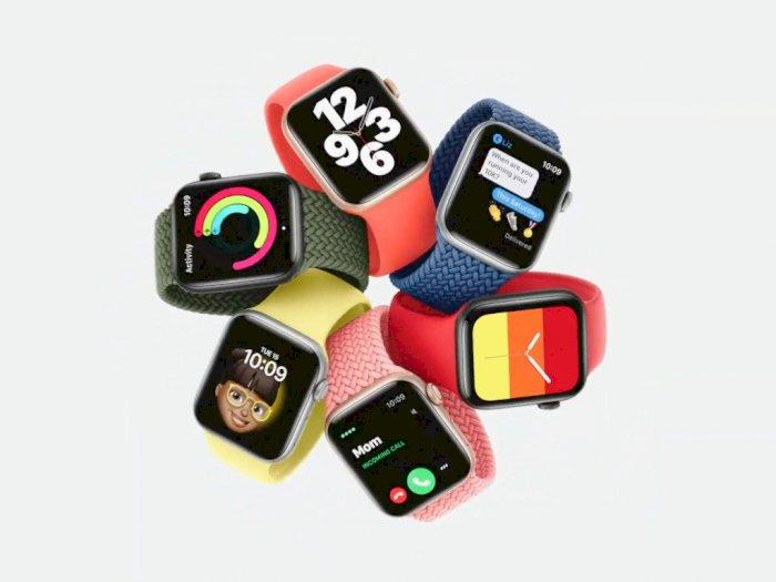 Apple Watch Series 6 Resmi Diumumkan dengan Fitur Pengukur Oksigen dalam Darah
