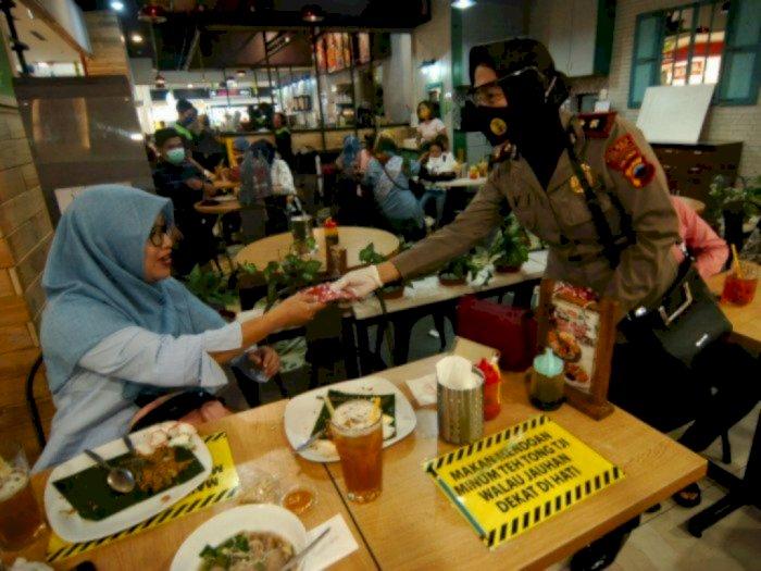 Operasi Yustisi di Jakarta, 23 Restoran Disegel karena Bandel