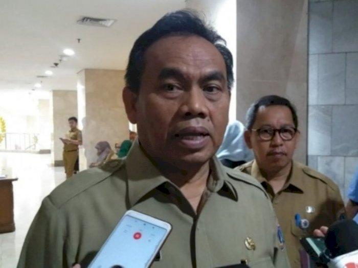 Sekda DKI Jakarta Saefullah Meninggal Dunia karena Covid-19