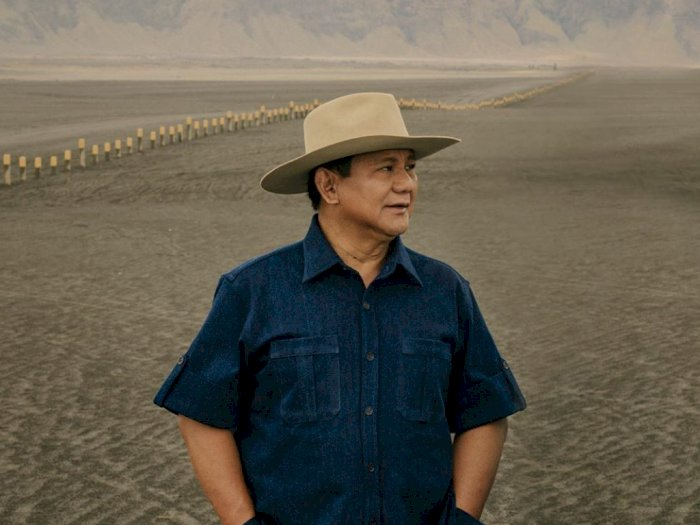 Menhan Prabowo Mau Tanam Singkong Massal di Lahan 60 Ribu Hektar