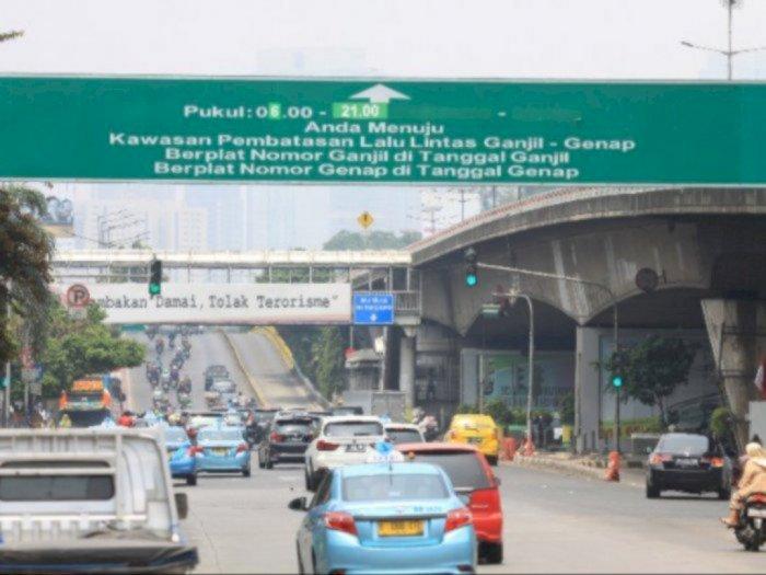 PSBB Total di Jakarta, Polda Metro Klaim Volume Kendaraan Turun 20%