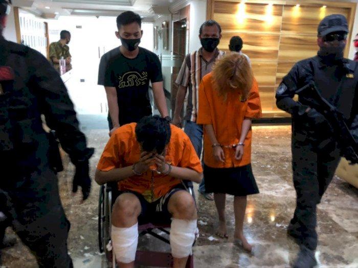 Usai Dimutilasi, Pembunuh Kalibata City Simpan Jasad Rinaldi Wismanu dalam 4 Buah Koper