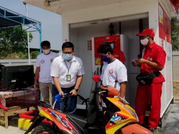 Mudahkan Akses BBM dan Gas, Pertamina Buka 6 Pertashop di Bekasi dan Purwasuka