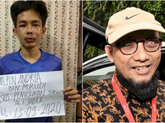 Penikam Syekh Ali Jaber Terancam Hukuman Mati, Netizen Bandingkan Kasus Novel Baswedan