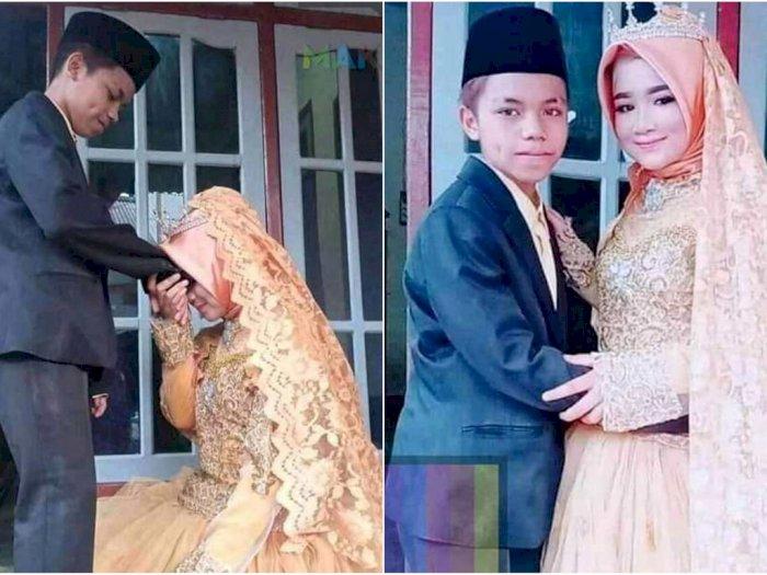 Heboh Pernikahan Sejoli Remaja SMP di Lombok Tengah, Rupanya Dipaksa Ayah si Perempuan