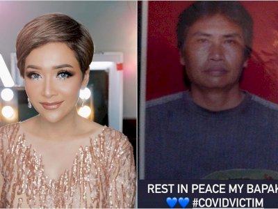 Maia Estianty Meradang Saat Agama Ayah Mey Chan Dipersoalkan Netizen, Padahal Lagi Berduka