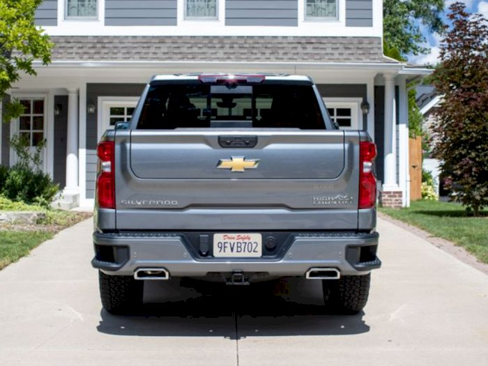 Chevrolet Konfirmasi Mobil Silverado 2021 Miliki Pintu Belakang Multi-Flex!