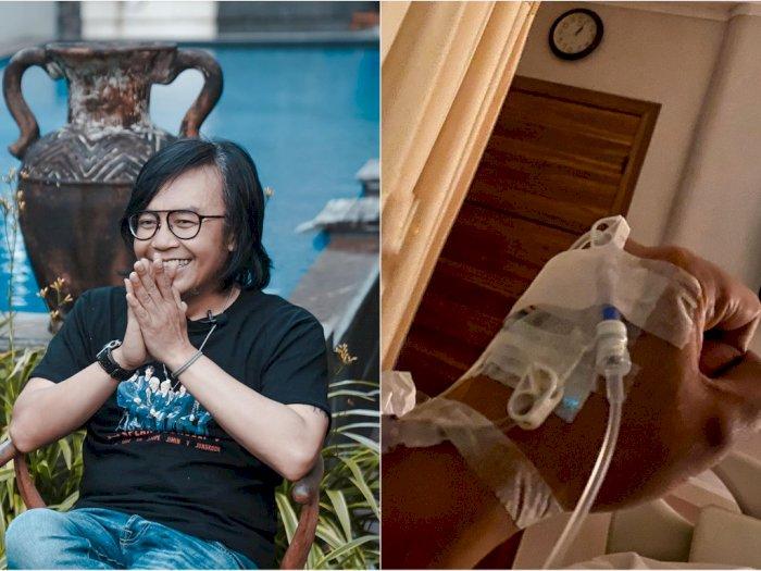 Ari Lasso Terbaring Lemah Gegara Sakit Punggung Kambuh, Sejumlah Artis Doakan Cepat Pulih