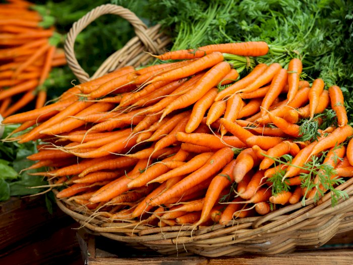 Apakah Wortel Cocok Dikonsumsi saat Menjalani Diet Keto?