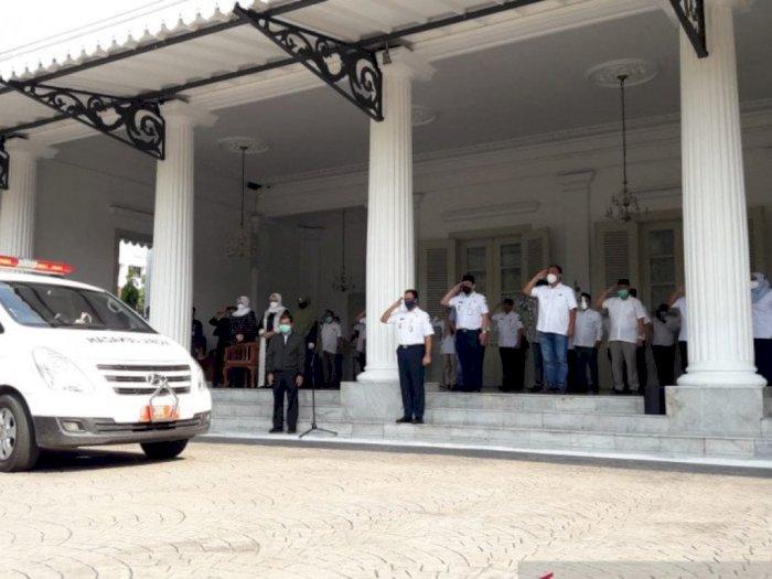 Tiga Gedung di Jakarta Ditutup Sementara karena COVID-19