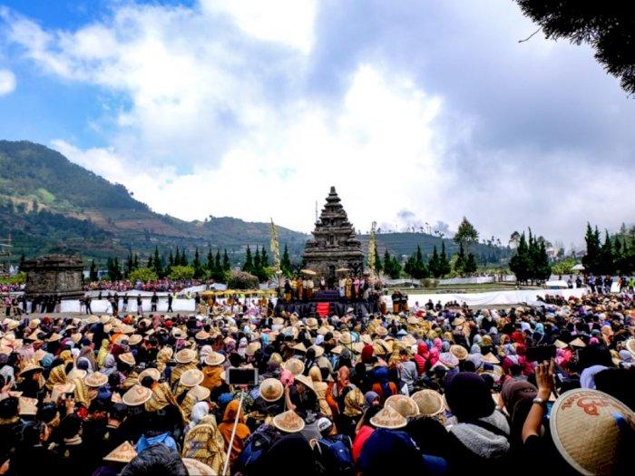 Pengunjung Dieng Culture Festival Dibatasi 50 Orang di Masa Pandemi