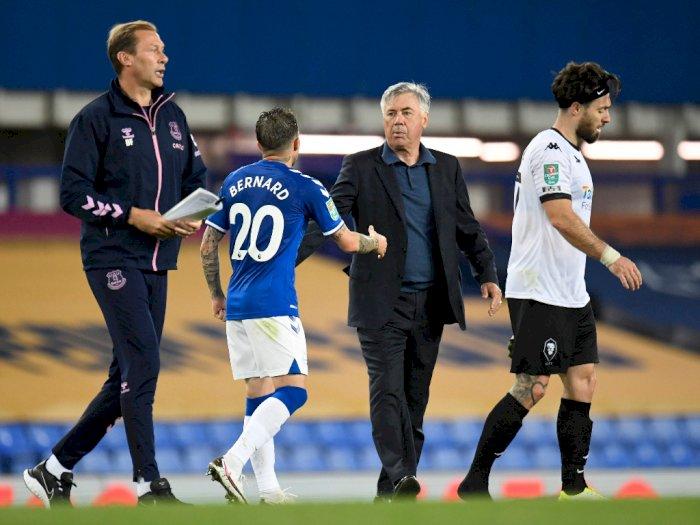 FOTO: Piala Liga Inggris: Everton 3-0 Salford City
