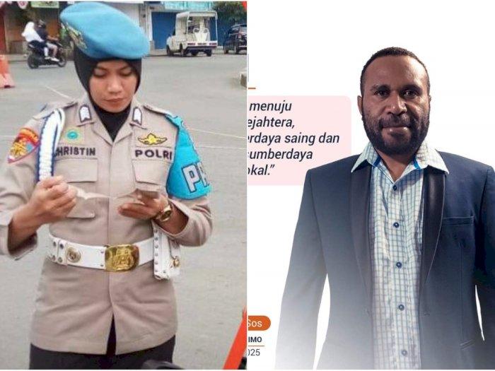 Sosok Erdi Dabi, Wakil Bupati Yalimo Tabrak Polwan hingga Tewas, Diduga Hobi Mabok-mabokan