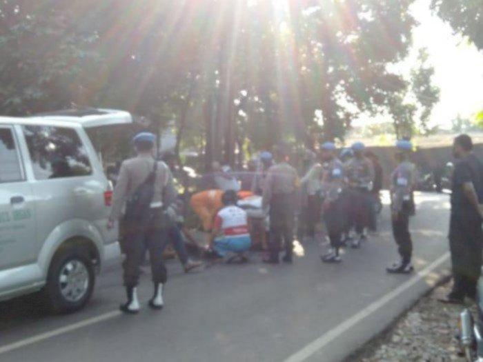 Usut Kasus Anggota Polri Diduga Dibacok di Jaktim, Polisi Cek CCTV