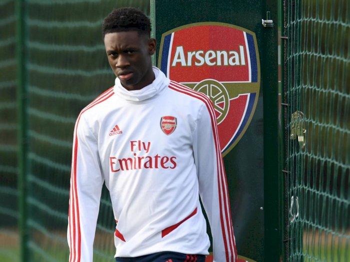 Sheffield United Berminat Gaet Striker Remaja Arsenal, Folarin Balogun