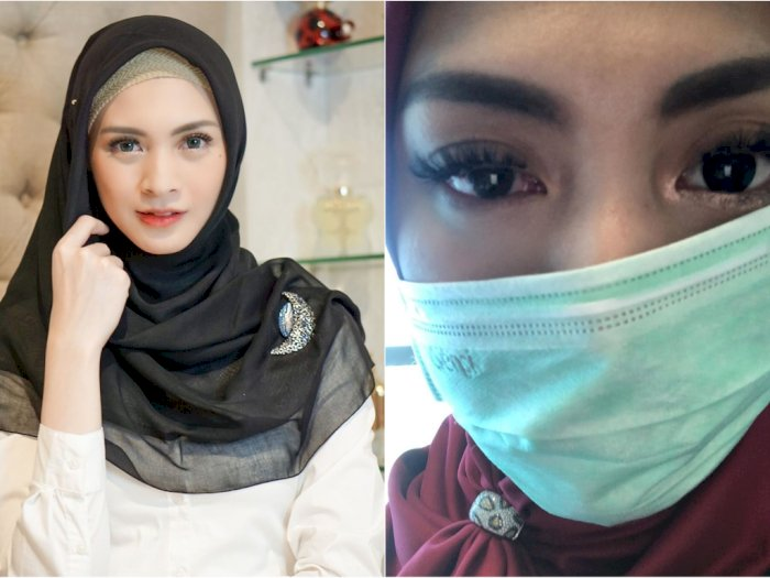 Cerita Donita Pernah Sakit Hingga Demam Tinggi dan Mata Memerah Sampai Putus Asa