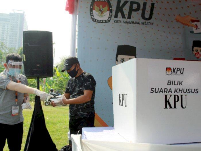 55 Kabupaten Belum Rampungkan Aturan Pilkada Soal Protokol Kesehatan