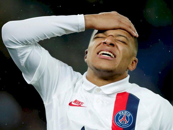 Kylian Mbappe Diharapkan Bisa Bermain Saat PSG Vs Nice